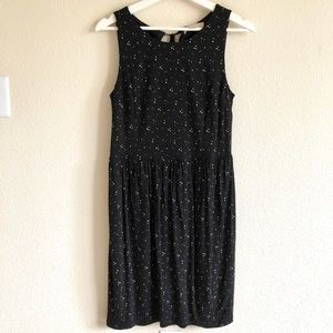 Ann Taylor LOFT Spotted Dress